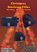 Taughmonagh Youth FC Xmas Bundle Pack 1